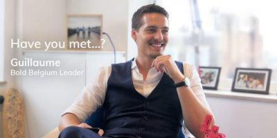 Have you met… Guillaume?